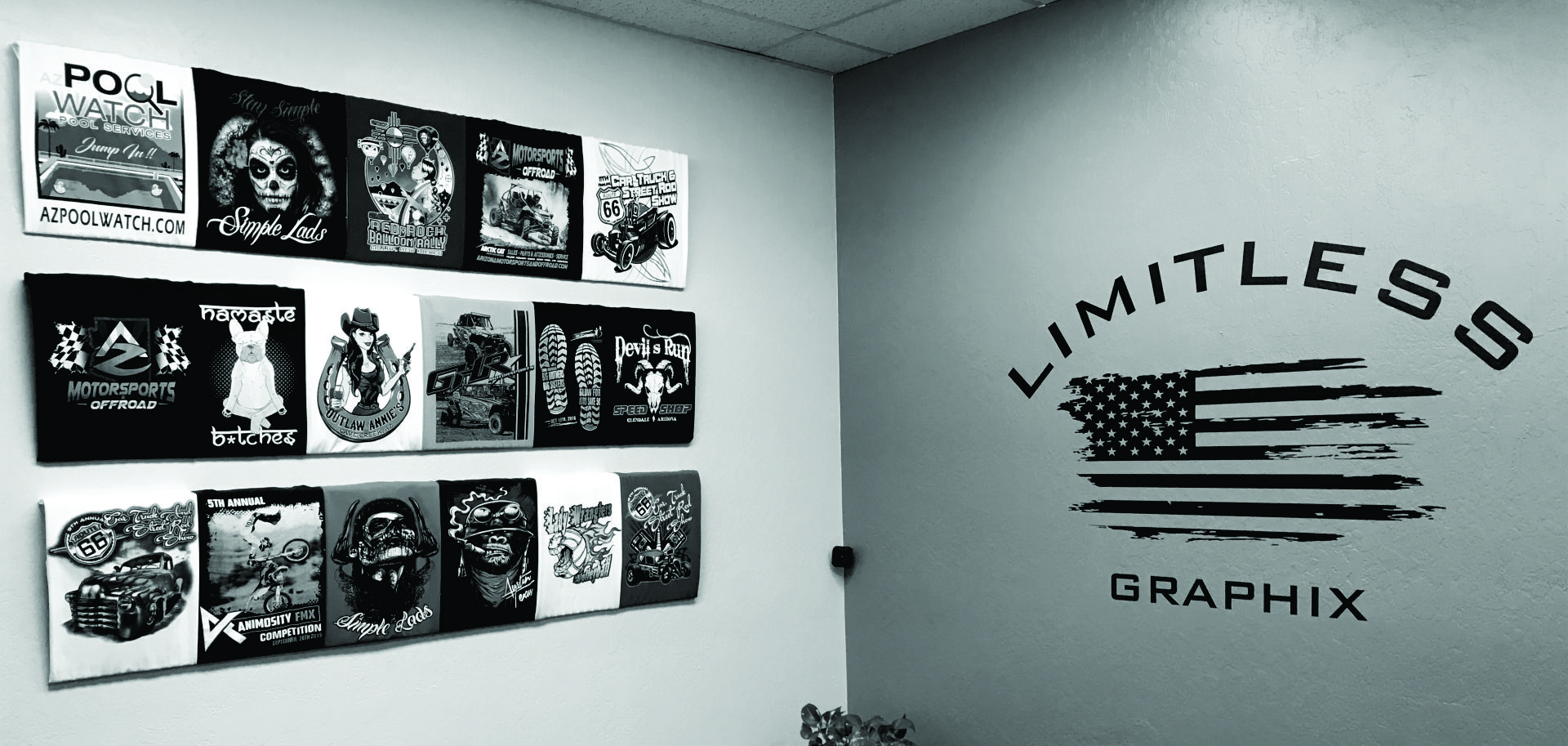 Limitless Graphix Phoenix Arizona