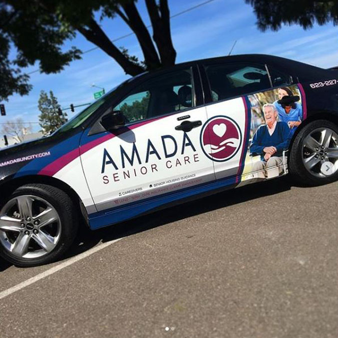 Vehicle Wraps Phoenix AZ